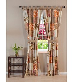 Greenland Home® Patchwork Stella Window Treatment