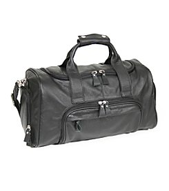 Royce® Leather Sports Travel Duffel Bag