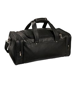 Royce® Leather Large Sports Duffel Travel Bag