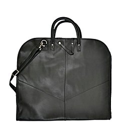 Royce® Leather Lightweight Garment Travel Bag