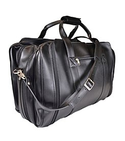 Royce® Leather Sport Duffel Travel Bag
