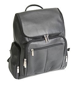 Royce® Leather Colombian Vaquetta Laptop Backpack