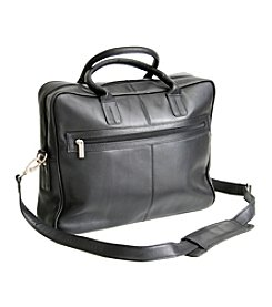 Royce® Leather Executive Colombian Vaquetta Leather Laptop Briefcase