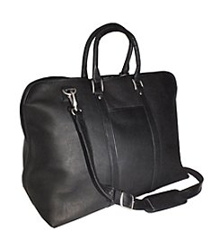 Royce® Leather Vaquetta Carry-On Travel Duffel Bag