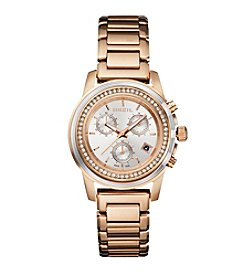 Breil Women's Orchestra Watch with Rose Goldtone Bracelet