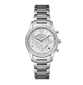 Breil Women's Miglia Silvertone Watch