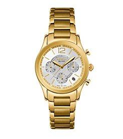 Breil Women's Miglia Goldtone Watch