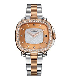 Breil Women's Capital Watch with Two-Tone Bracelet