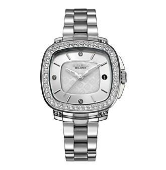 Breil Women's Capital Watch with Silvertone Bracelet