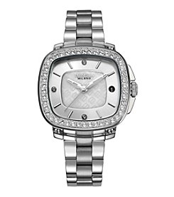 Breil Women's Capital Watch with Silvertone Bracelet
