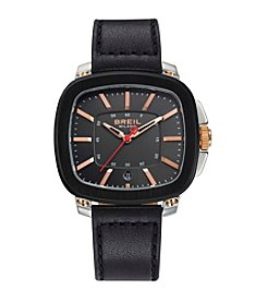 Breil Men's Capital Watch with Black Strap