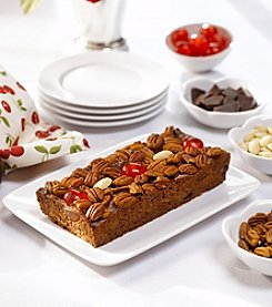Fifth Avenue Gourmet Chocolate Fruit and Nut Cake