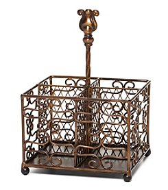 Bombay® Exotic Flatware Caddy