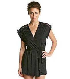 Linea Donatella® Black Lace Wrap