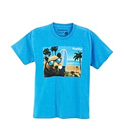 Ruff Hewn Boys' 8-20 Graphic Surfin' Selfie Tee