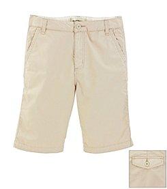 Ruff Hewn Boys' 8-16 Flat Front Shorts