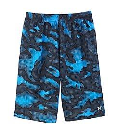 Mambo® Boys' 8-20 Printed Mesh Shorts