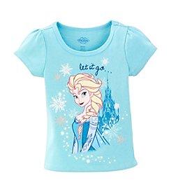 "Nannette® Girls' 2T-4T Elsa ""Let It Go"" Tee *"
