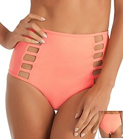 Reef® Solid High Waist Swim Bottoms