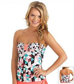 Hurley® Prism Bandini Swim Top