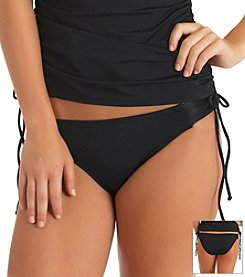 Hurley® Static Tab Side Hipster Swim Bottoms