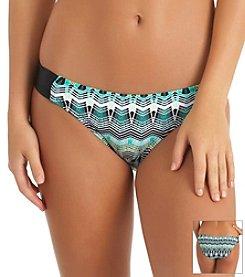 Hurley® Phoenix Tab Side Bikini Bottoms