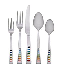Fiesta® Celebration 20-Pc. Flatware Set