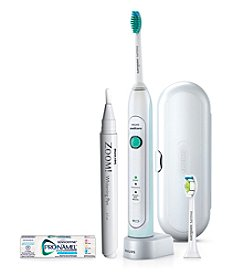 Sonicare® Healthy White Rechargeable Sonic Toothbrush + Free Whitening Pen