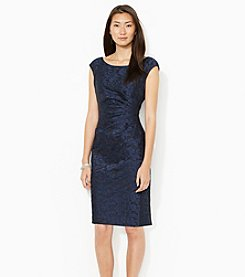 Lauren Ralph Lauren® Jacquard Dress