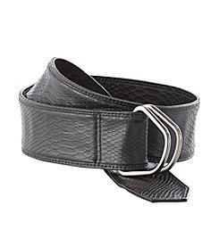 Fashion Focus Python Sash Belt