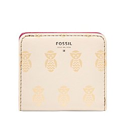 Fossil® Owl Bifold Wallet
