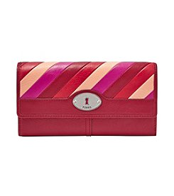 Fossil® Marlow Patchwork Flap Clutch