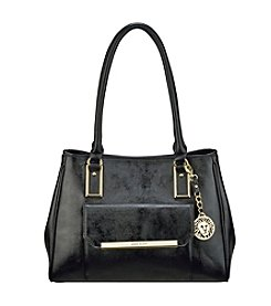 Anne Klein® Shimmer Down Large Satchel
