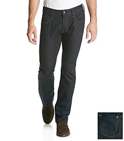 Buffalo by David Bitton Men's Six-X Basic Slim Straight Jean