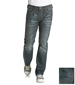 Buffalo by David Bitton Men's Driven Basic Straight Jean