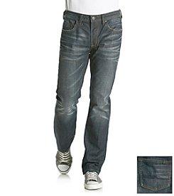 Buffalo by David Bitton Men's Driven Basic Straight Jean