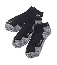 PowerSox® by GOLD TOE® 3-Pack Men's Powerlites® Low-Cut Socks