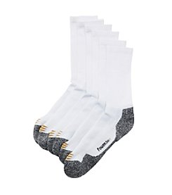 PowerSox® by GOLD TOE® Men's 3-Pack Powerlites® Crew Socks