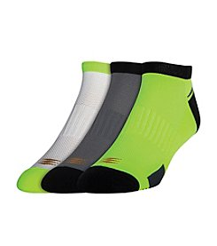 Powersox® by GOLD TOE® Men's 3 Pack Powerlites® Low Cut Socks