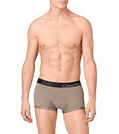 Calvin Klein Men's Bold Microfiber Low Rise Trunk