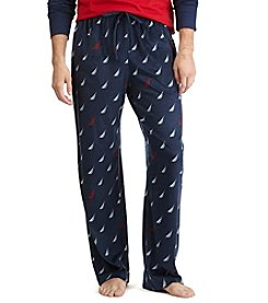 Nautica® Men's J Class Sueded Fleece Pajama Pant
