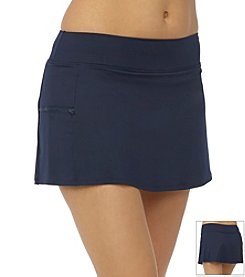Beach House® Solids Pull On Skort