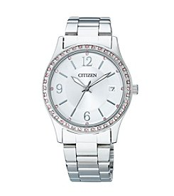 Citizen® Women's Quartz Stainless Steel Watch