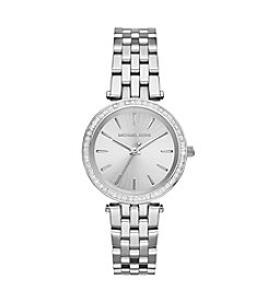 Michael Kors® Stainless Mini Darci Watch