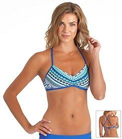 NEXT by Athena® Reverse Plank Bikini Top