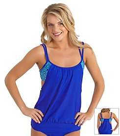 NEXT by Athena® Double Up Tankini Top