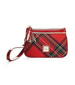 Dooney & Bourke® Plaid Wristlet - Red