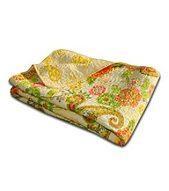 Greenland Home® Sunset Paisley Throw