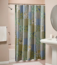Greenland Home® Vintage Jade Shower Curtain