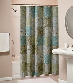 Greenland Home® Vintage Paisley Shower Curtain